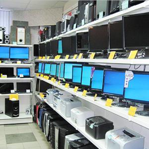 Компьютерные магазины Радовицкого
