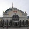 Железнодорожные вокзалы в Радовицком