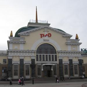 Железнодорожные вокзалы Радовицкого